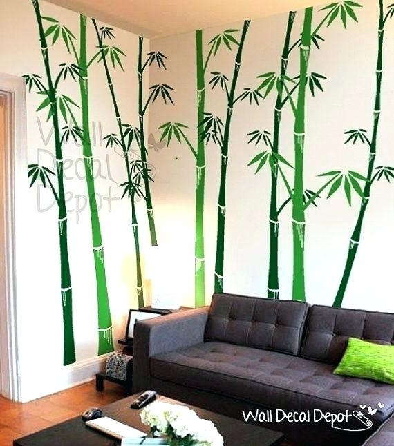 Bamboo Wall Art – Beyondmeditation In Bamboo Wall Art (Image 3 of 25)