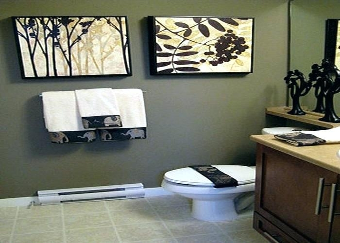 Bathroom Art Decor – Bathroom For Your Ideas With Regard To Bathroom Wall Art Decors (Image 3 of 10)