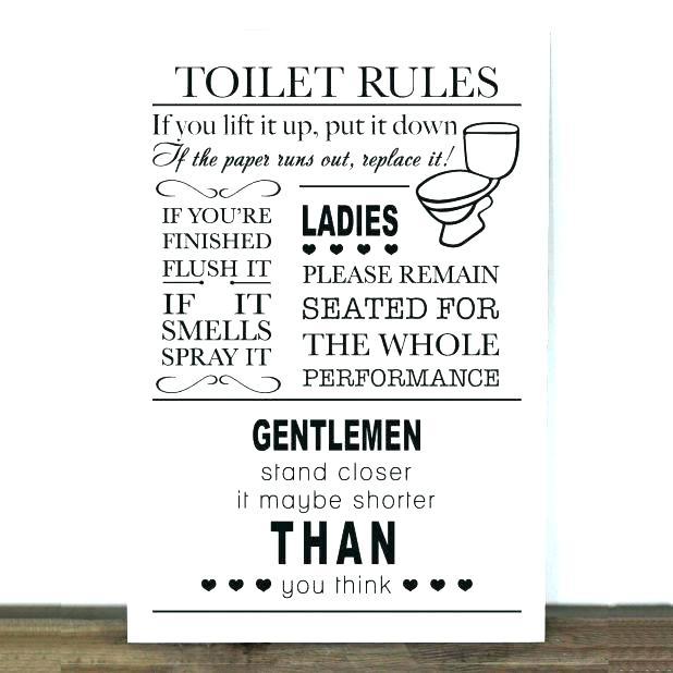 Bathroom Rules Wall Art Kids Owl Bath Children Prints Canvas – Andinc Inside Bathroom Rules Wall Art (Image 12 of 25)