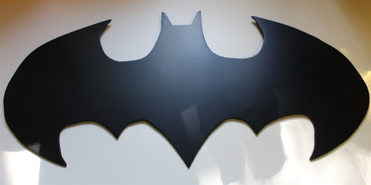 Batman Metal Wall Art Pertaining To Batman Wall Art (View 14 of 20)