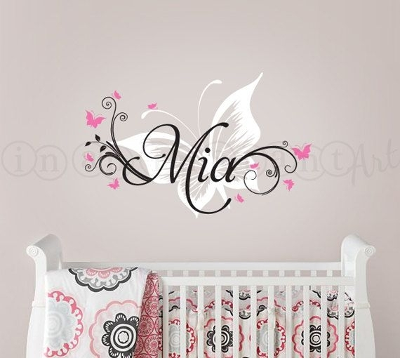 Be Best Wall Art Names – Wall Decoration Ideas Intended For Name Wall Art (View 7 of 25)
