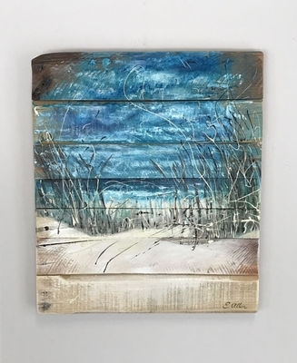 Beach Scene – Beach Art – Ocean – Wall Art – Coastal Decor – Surf Within Ocean Wall Art (Image 7 of 25)