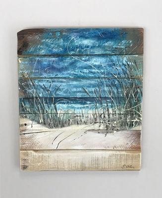 Beach Scene – Beach Art – Ocean – Wall Art – Coastal Decor – Surf Within Ocean Wall Art (View 4 of 25)