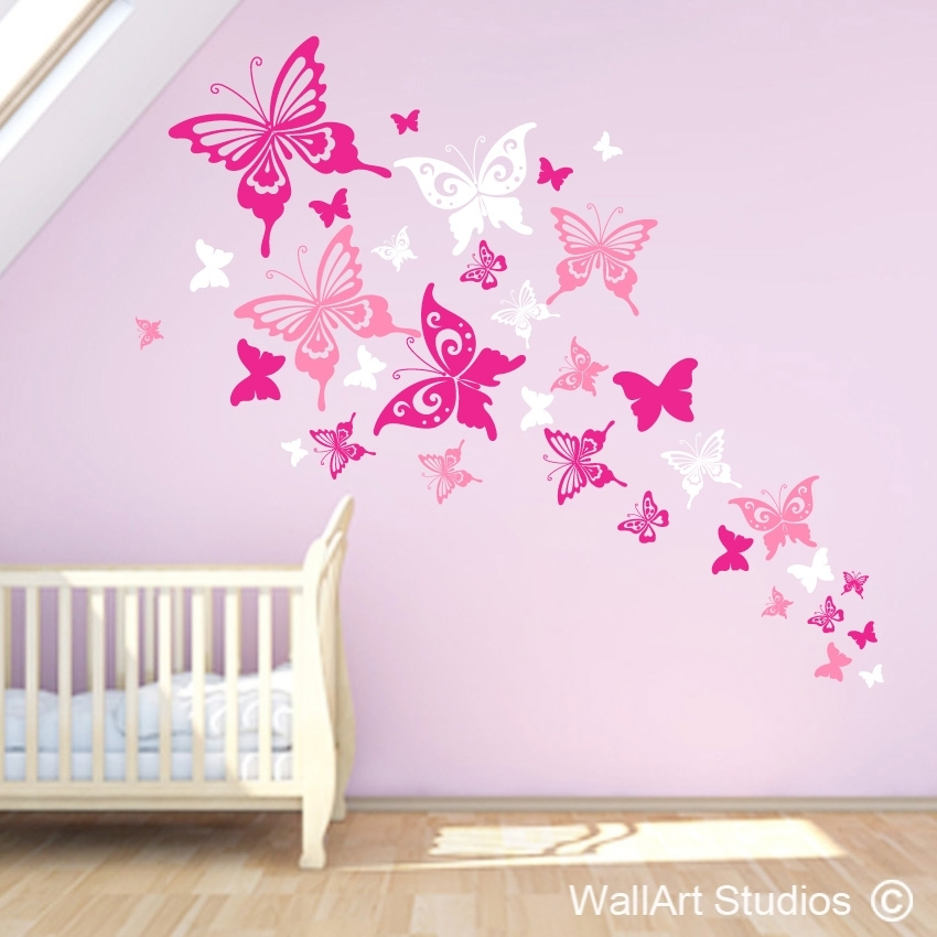 Featured Photo of Butterfly Wall Art