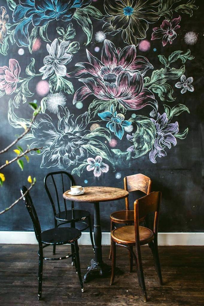 Bedroom Best Chalkboard Wall Art Ideas On Chalk Full Size Of Board Pertaining To Chalkboard Wall Art (Image 1 of 25)