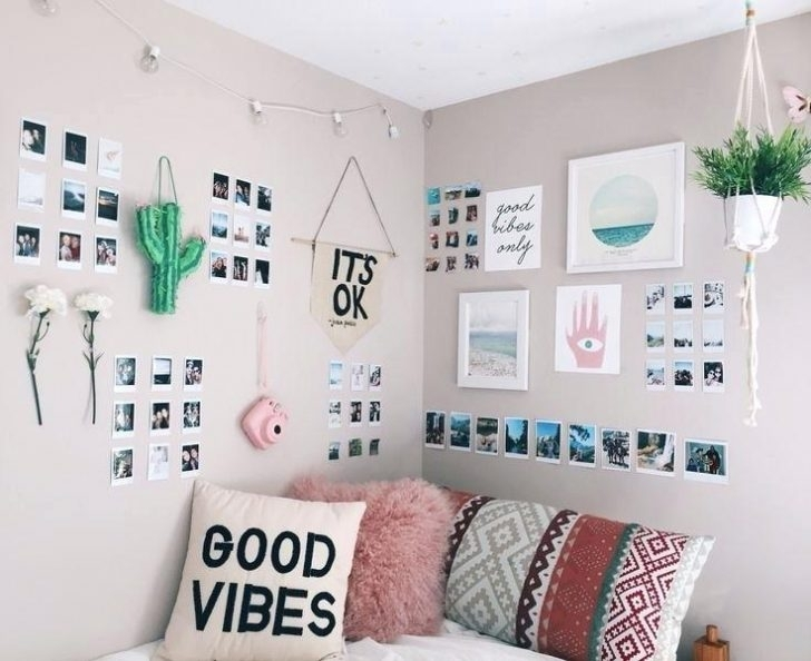 Bedroom Teen Wall Decor Best Ideas About Creative With Art Wa For Teen Wall Art (Image 5 of 25)