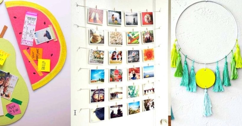 Bedroom : Teenage Wall Decor Ideas Awesome Art For Teen Girls In Teen Wall Art (View 18 of 25)