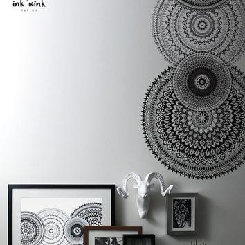 Best Mandala Artwork Products On Wanelo, Mandala Wall Art – Swinki With Mandala Wall Art (Image 1 of 25)