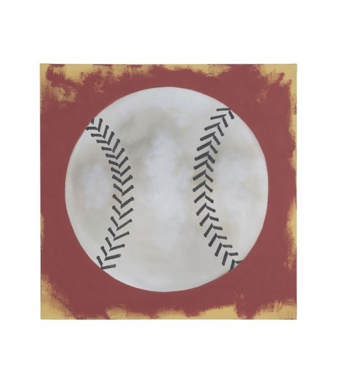 Big Baseball Canvas Wall Art With Regard To Baseball Wall Art (Image 15 of 25)