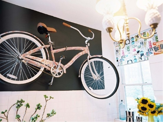 Bike As Wall Art – Cyclestyle Australia – Clothing & Accessories For Within Bicycle Wall Art (Image 11 of 20)