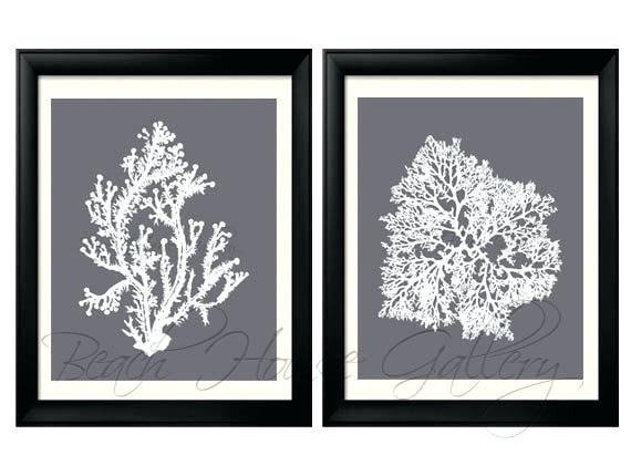 Black And White Wall Shining Grey And White Wall Art Small Home Pertaining To Grey And White Wall Art (Image 3 of 25)