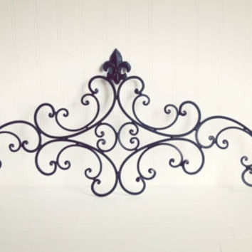 Black Iron Wall Decor Good Black Metal Wall Art – Wall Decoration Ideas With Black Metal Wall Art (View 4 of 25)