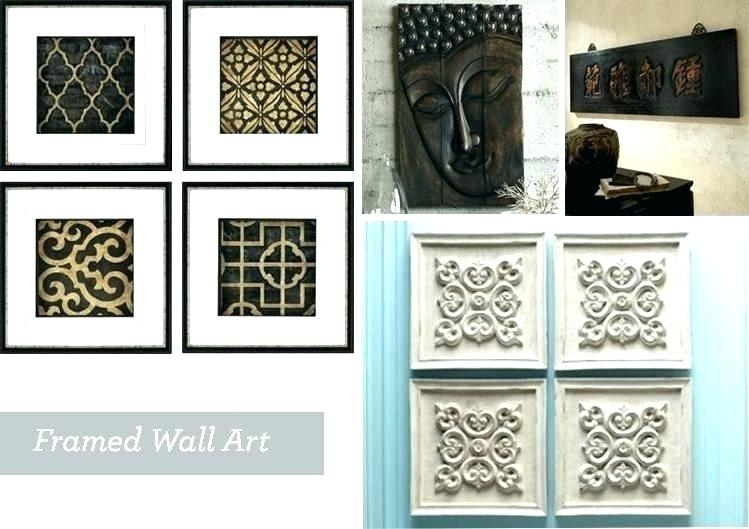 Black White And Gold Wall Art White And Gold Wall Art Framed Inside Black And Gold Wall Art (Image 16 of 25)