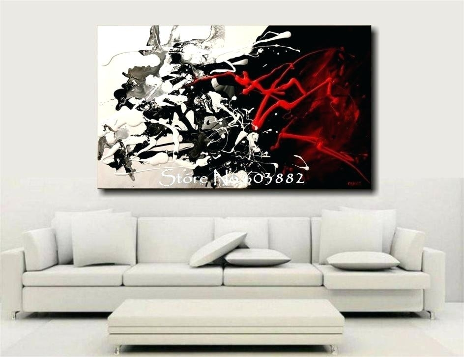 Black White Wall Art Black And White Canvas Art Black And White Throughout Black And White Large Canvas Wall Art (Image 10 of 25)