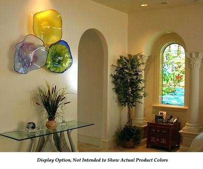 Blown Glass Wall Art India Hand Decor For Sale – Bekkicook With Blown Glass Wall Art (Image 6 of 25)