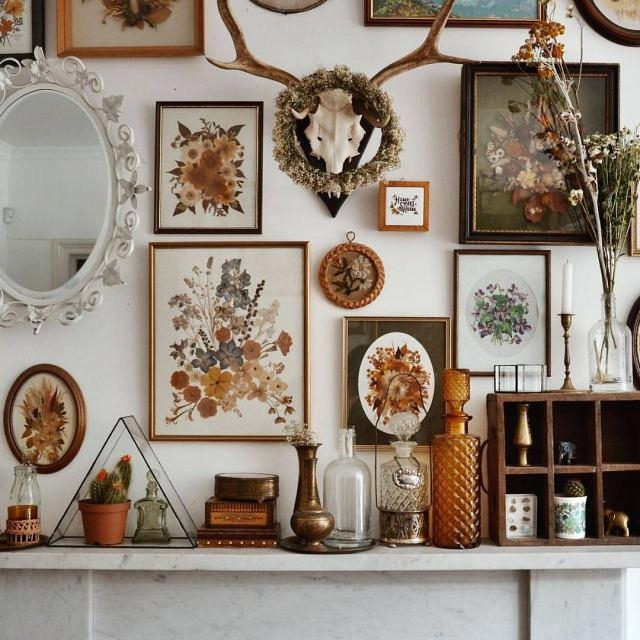 Bohemian Wall Art Art Decor And Interior Image On We Heart It Throughout Bohemian Wall Art (View 10 of 25)