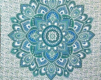 Bohemian Wall Art Extraordinary Ideas Bohemian Wall Art Mandala Regarding Bohemian Wall Art (Image 7 of 25)