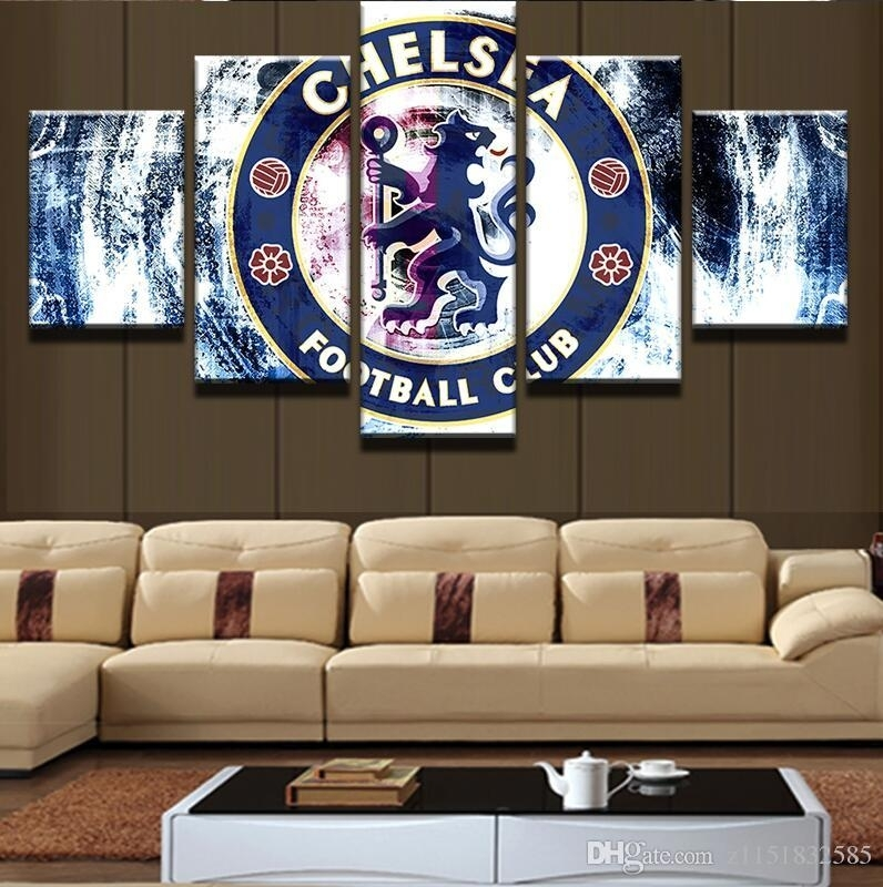 Brand New Boys Room Decor Painting On Canvas Modern Home Prints For Modern Wall Art Decors (Image 9 of 25)