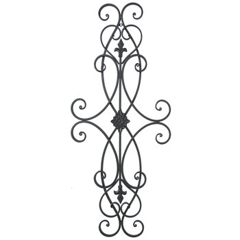Brown Scroll Metal Wall Decor With Floral Center | Hobby Lobby | 745349 Within Hobby Lobby Metal Wall Art (View 19 of 25)