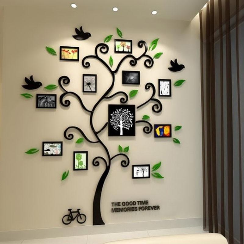 Buy Life Tree Acrylic Wall Art At | Elifor (Image 10 of 25)