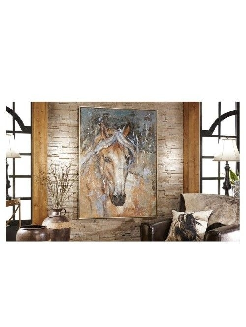 Featured Image of Horses Wall Art