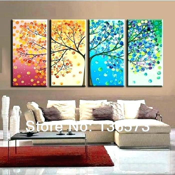 Canvas Wall Art Cheap Canvas Art Cheap 4 Piece Canvas Wall Art Large With Cheap Large Wall Art (Image 6 of 25)