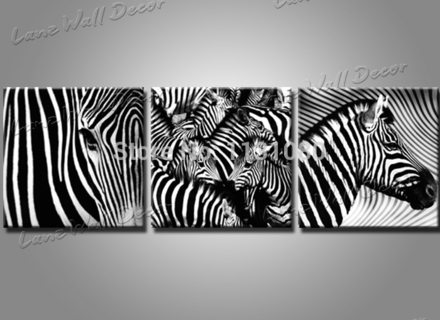 Canvas Wall Art Zebra – Supertechcrowntower Throughout Zebra Canvas Wall Art (View 25 of 25)