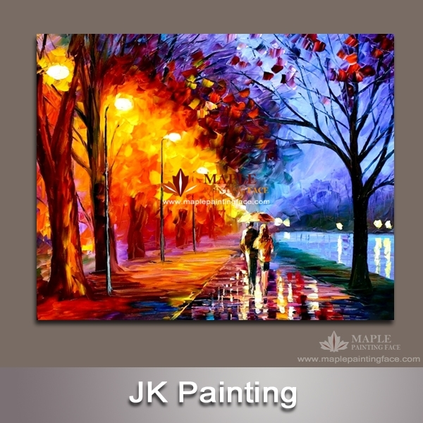 Canvas Wall Paintings Wall Art Decor Oil Painting On Canvas Wall Pertaining To Wall Art Paintings (Image 12 of 25)