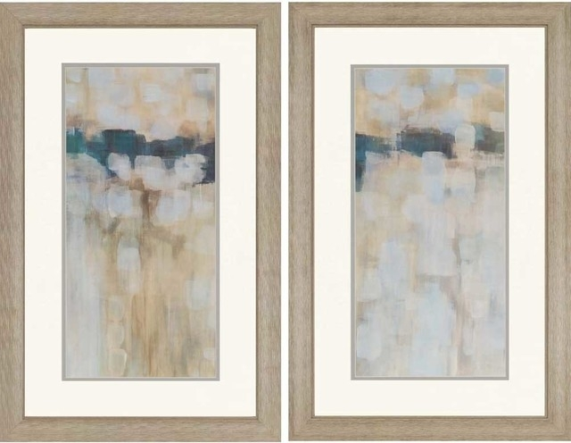 "Carbon Neutral Artwork, Set Of 2, 24""x38"" – Contemporary – Prints In Set Of 2 Framed Wall Art (Image 4 of 25)"