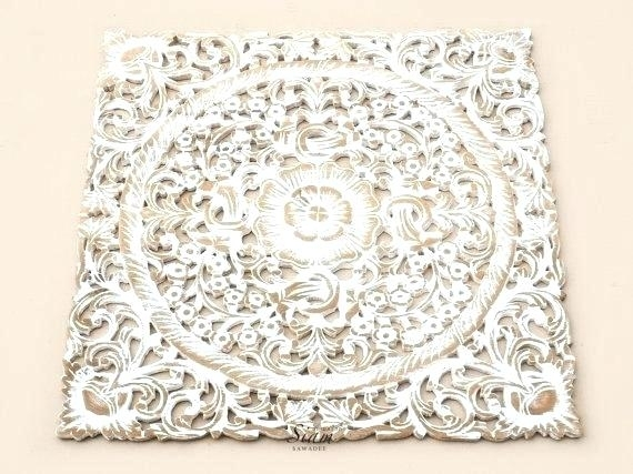 Carved Wood Panels For Sale Wood Wall Art Panels White Wash Wood With Wood Carved Wall Art (Image 8 of 25)