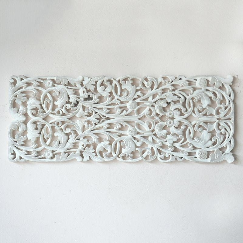 Carved Wood Wall Art Ientl Carved Wood Wall Art Ebay Carved Wood Regarding Carved Wood Wall Art (View 7 of 10)