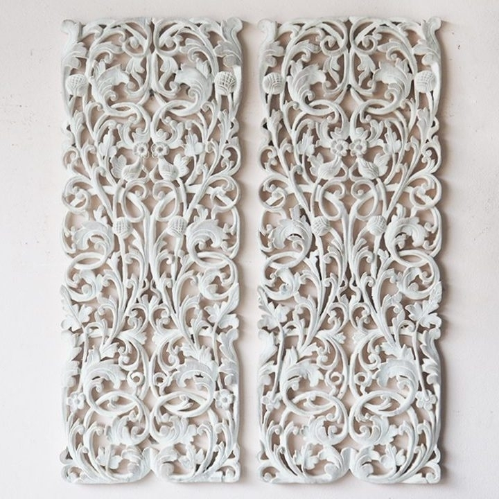 Carved Wood Wall Panel Nikerco With Regard To Carved Wood Wall Art With Carved Wood Wall Art (View 10 of 10)