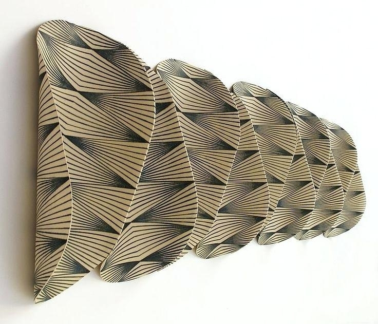 Ceramic Wall Art Best Ceramic Wall Art Sculptures Images On New Gold With Regard To Ceramic Wall Art (Image 5 of 25)
