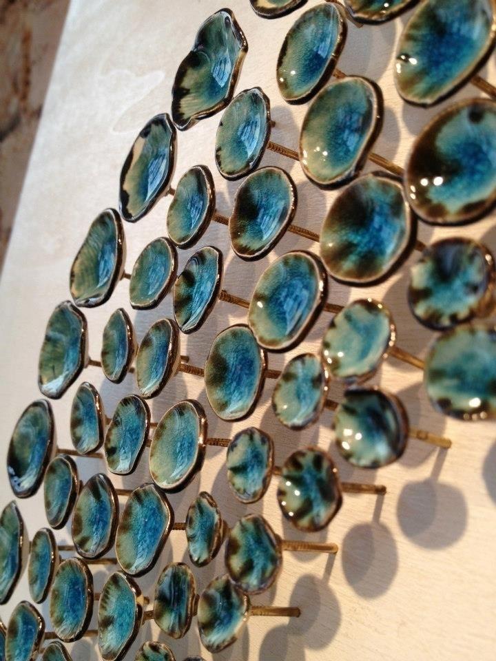 Ceramic Wall Art Elegant Ceramic Wall Art – Wall Decoration Ideas Throughout Ceramic Wall Art (Image 9 of 25)