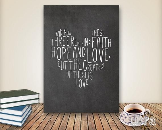Chalkboard Art Bible Verse Wall Art,printable Scripture Print Intended For Chalkboard Wall Art (Image 3 of 25)