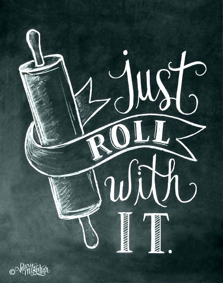 Chalkboard Wall Art Kitchen Amazing Chalk Quotes Motivational A Intended For Chalkboard Wall Art (View 12 of 25)