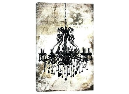 Chandelier Wall Art – Torino2017 Throughout Chandelier Wall Art (Image 2 of 20)