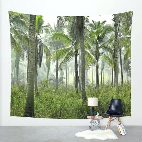 Charming Outdoor Tropical Wall Decor – Nishigateway Throughout Tropical Wall Art (Image 5 of 20)