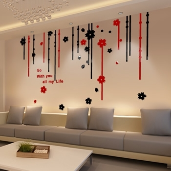 Cheap Acrylic Wall, Find Acrylic Wall Deals On Line At Alibaba Pertaining To Acrylic Wall Art (Image 13 of 25)