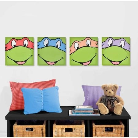 Cheap Ninja Wall Art, Find Ninja Wall Art Deals On Line At Alibaba Throughout Ninja Turtle Wall Art (Image 4 of 25)