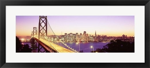 Cheap San Francisco Framed Art, Find San Francisco Framed Art Deals With Regard To San Francisco Wall Art (Image 7 of 25)