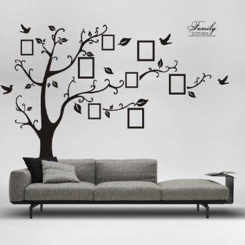 Cheap Tree Sticker Wall Art, Find Tree Sticker Wall Art Deals On Within Wall Tree Art (View 17 of 20)