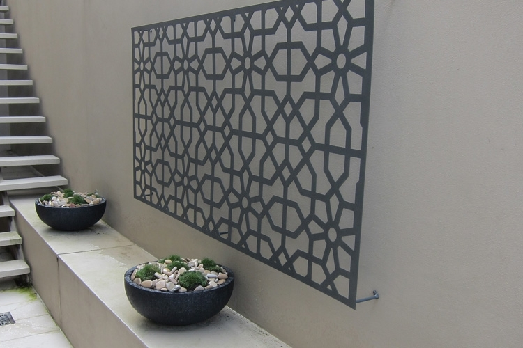 Chic Patio Wall Art Ideas Art Outdoor Wall Art Ideas Outdoor Wall Pertaining To Outdoor Wall Art Decors (Image 3 of 20)