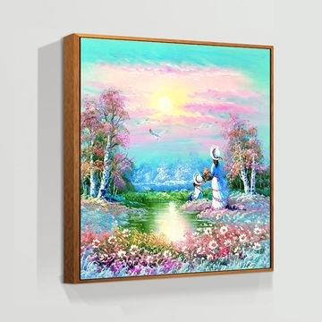 China Canvas Wall Art From Hangzhou Wholesaler: Hangzhou Kaiyang For Popular Wall Art (View 9 of 20)