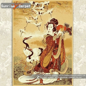 Chinese Wall Art Rugs – Buy Handmade Chinese Rugs,chinese Rugs For Pertaining To Chinese Wall Art (View 25 of 25)