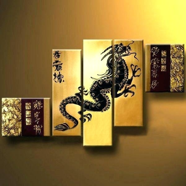 Chinese Wall Decor Best And Art Images On Oriental Metal Wall Art Regarding Chinese Wall Art (View 8 of 25)