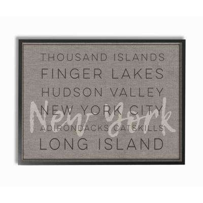 Cityscapes – Art Prints – Wall Art – The Home Depot Inside Long Island Wall Art (View 6 of 25)