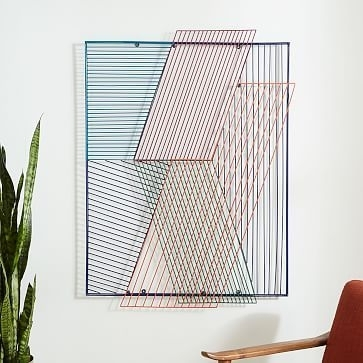 Color Planes Wall Art, Individual | Pinterest | Walls, Studio Within West Elm Wall Art (View 15 of 25)
