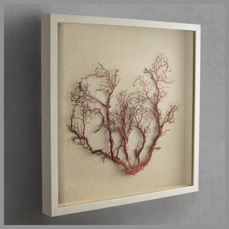 Featured Image of Coral Wall Art