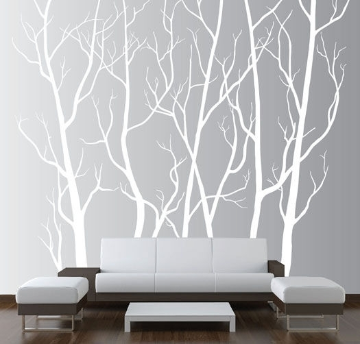 Cool All Hanging Great White Wall Decor – Wall Decoration Ideas With Regard To White Wall Art (View 19 of 20)